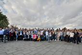 Teilnehmerinnen und Teilnehmer des LJA in Königswinter. © Markus Klügel